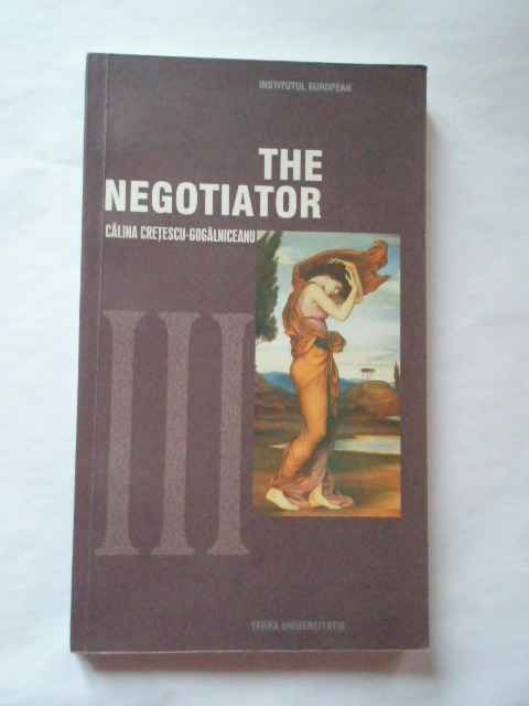 THE NEGOTIATOR                                                                            ...