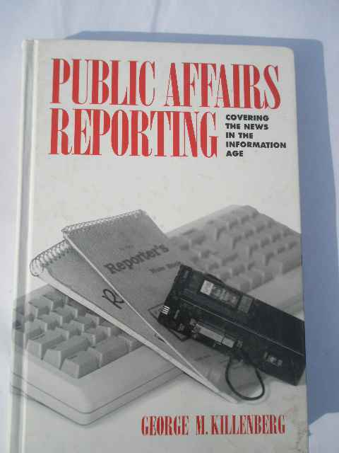 PUBLIC AFFAIRS REPORTING                                                                  ...