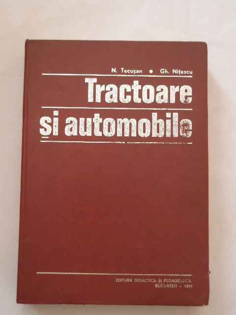 TRACTOARE SI AUTOMOBILE                                                                   ...