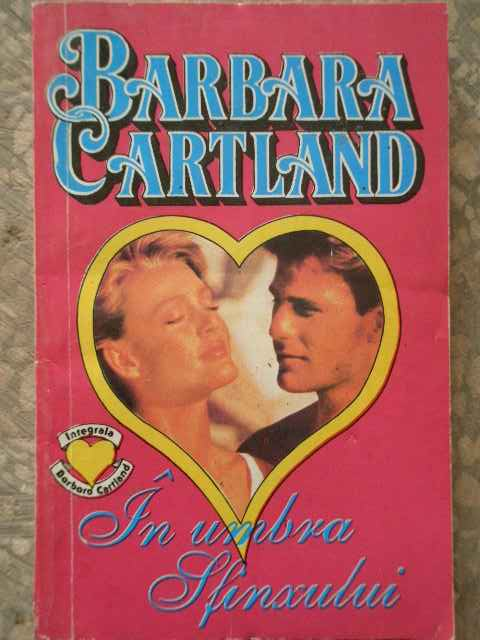 in umbra sfinxului                                                                                   barbara cartland