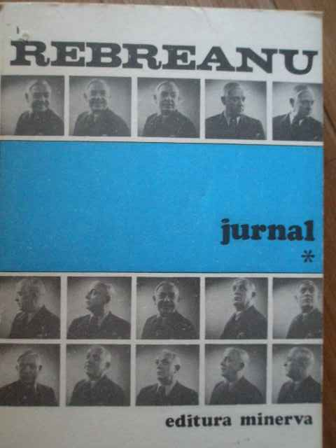 jurnal vol.1                                                                                         rebreanu