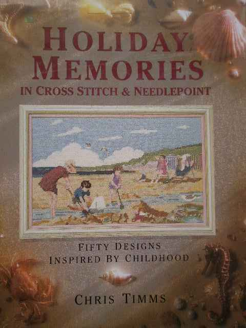 HOLIDAY MEMORIES IN CROSS STITCH & NEEDLEPOINT                                            ...