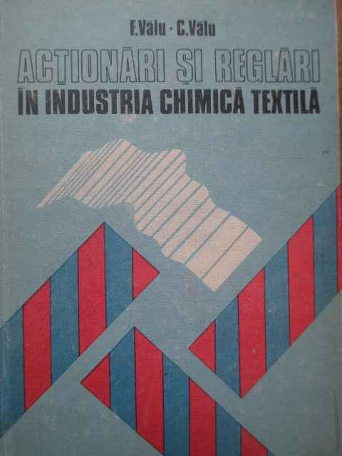 ACTIONARI SI REGLARI IN INDUSTRIA CHIMICA TEXTILA                                         ...