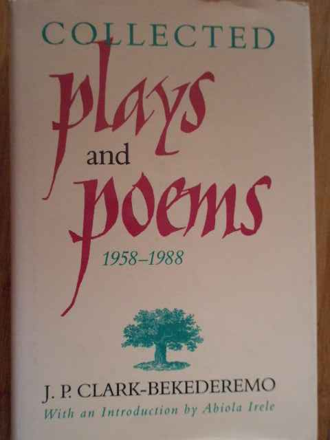 COLLECTED PLAYS AND POEMS, 1958-1988                                                      ...