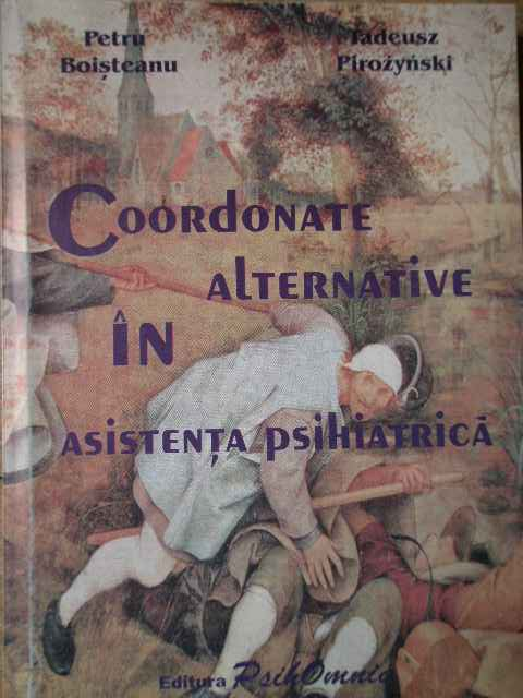 COORDONATE ALTERNATIVE IN ASISTENTA PSIHIATRICA                                           ...