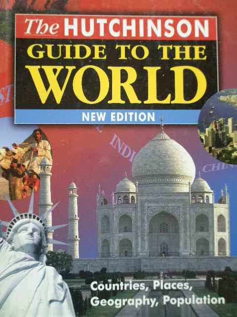 the hutchinson guide to the world                                                                    colectiv