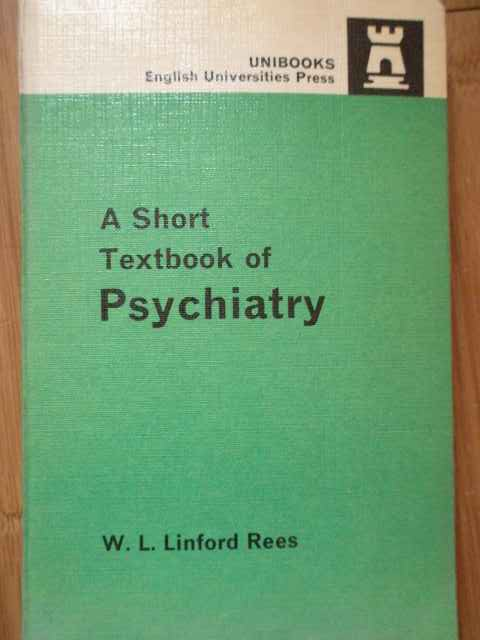 A SHORT TEXTBOOK OF PSYCHIATRY                                                            ...