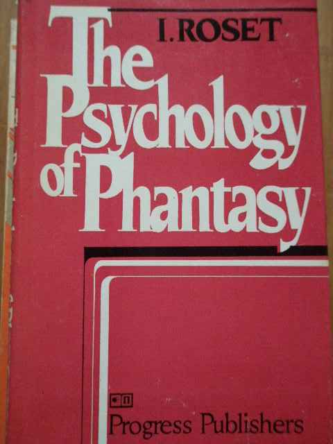 THE PSYCHOLOGY OF PHANTASY                                                                ...