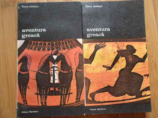 AVENTURA GREACA VOL.1-2