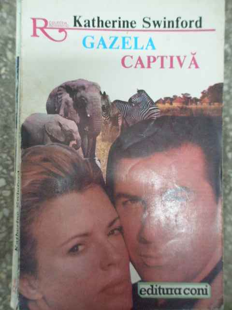 gazel captica                                                                                        k. swinford