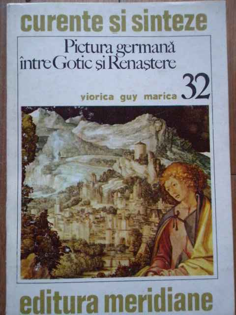 pictura germana intre gotic si renastere 32                                                          v.g. marica