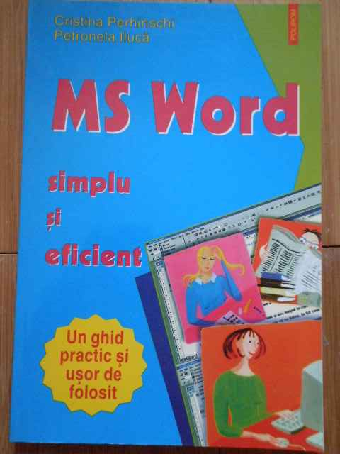 MS WORD SIMPLU SI EFICIENT                                                                ...