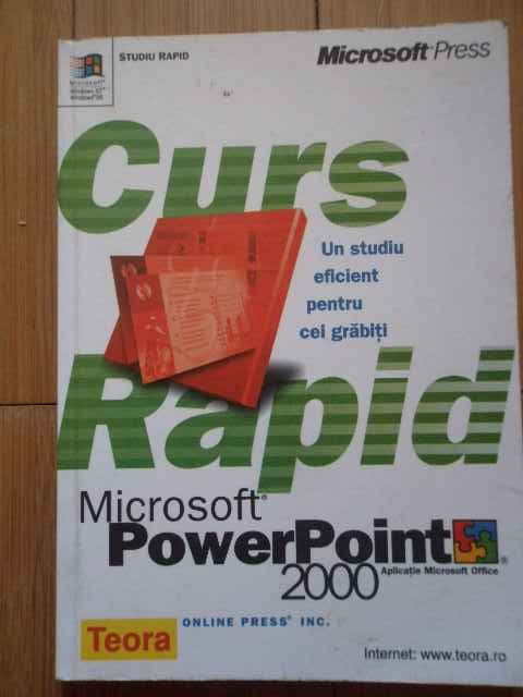 microsoft power point 2000                                                                           necunoscut