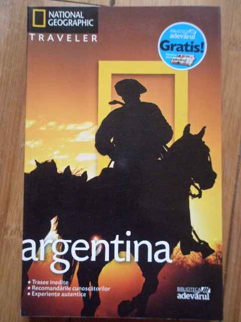 ARGENTINA                                                                                            NATIONAL GEOGRAPHIC