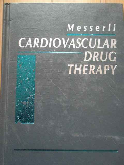 cardiovascular drug therapy                                                                          franz h.messerli