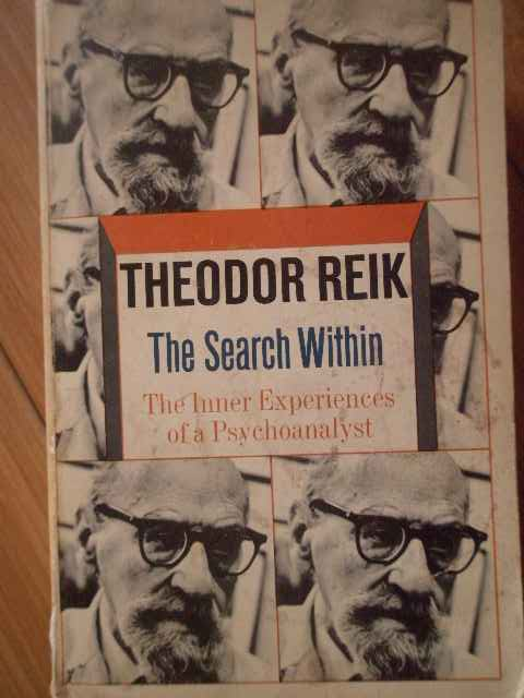 the search within                                                                                    theodor reik