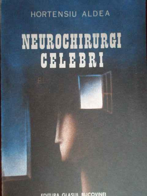 NEUROCHIRURGI CELEBRI VOL 1                                                               ...
