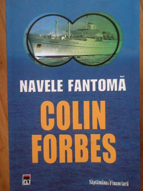 navele fantoma                                                                                       colin forbes