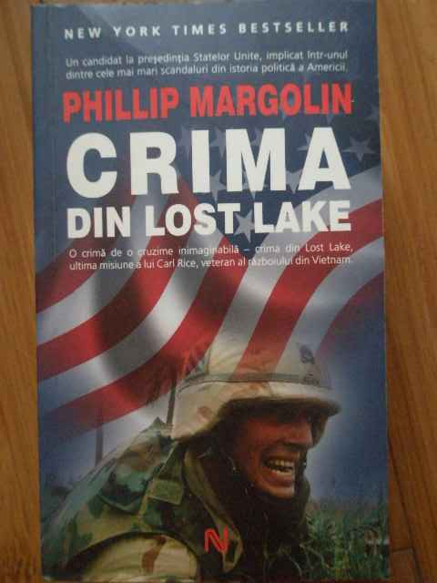 CRIMA DIN LOST LAKE                                                                       ...