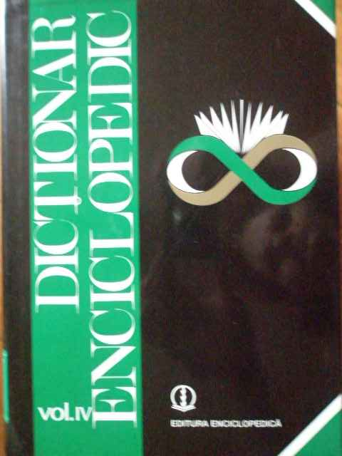 DICTIONAR ENCICLOPEDIC VOL.4 L-N                                                          ...