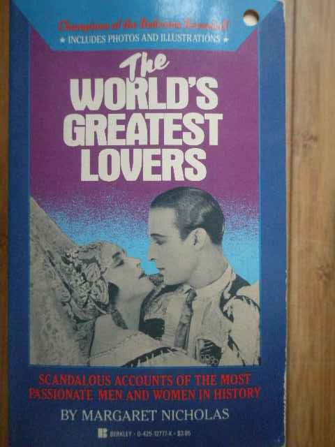 THE WORLD'S GREATEST LOVERS                                                               ...