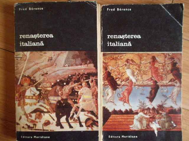 RENASTEREA ITALIANA VOL.1-2                                                               ...