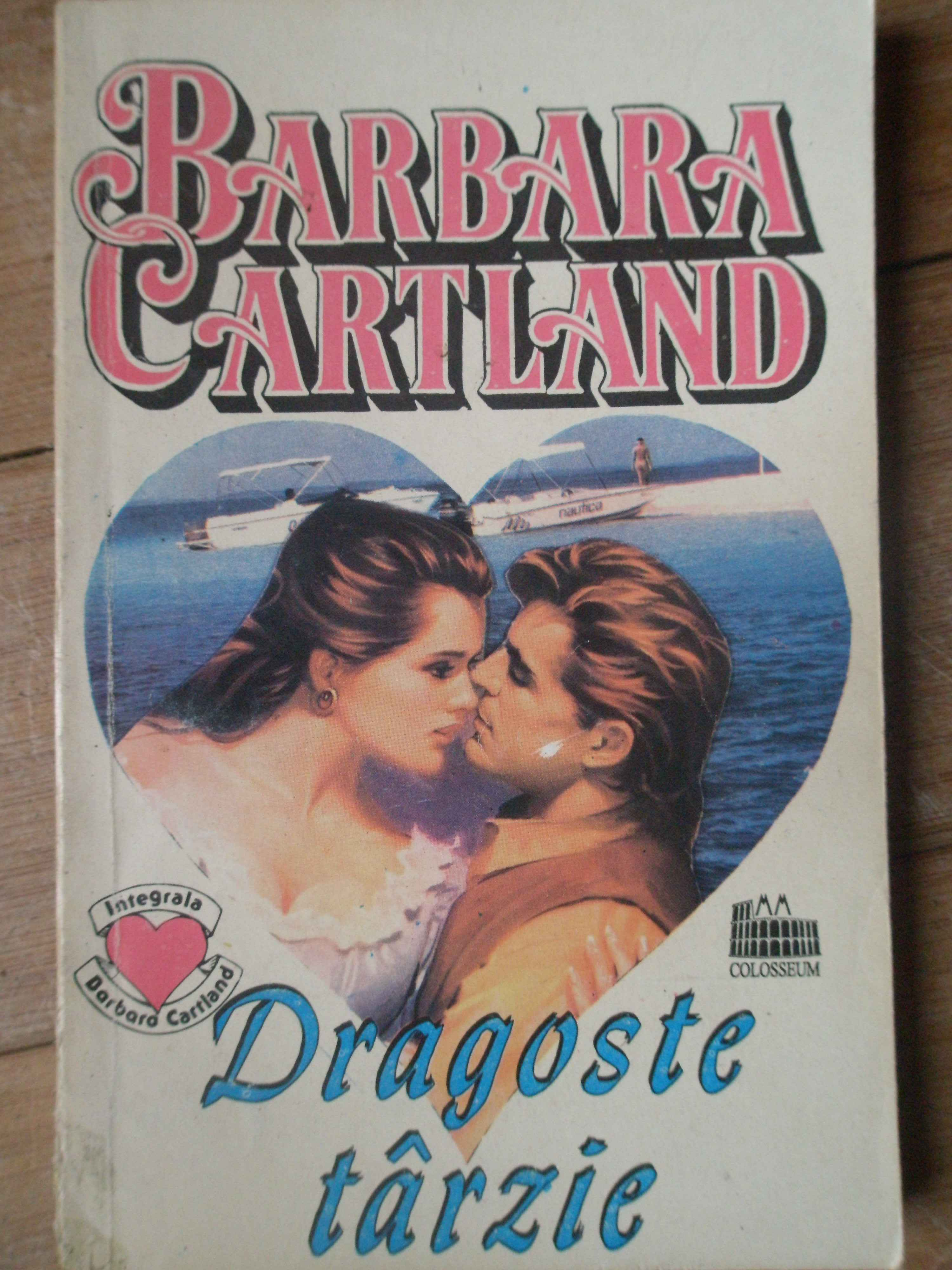 dragoste tarzie                                                                                      barbara cartland