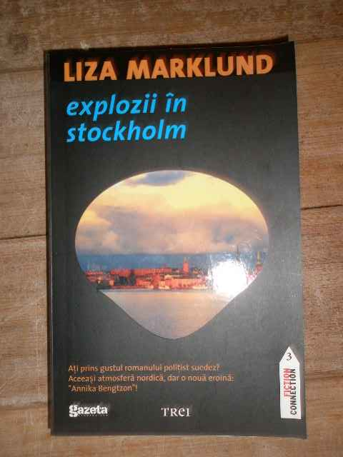 explozii in stockholm                                                                                liza mark