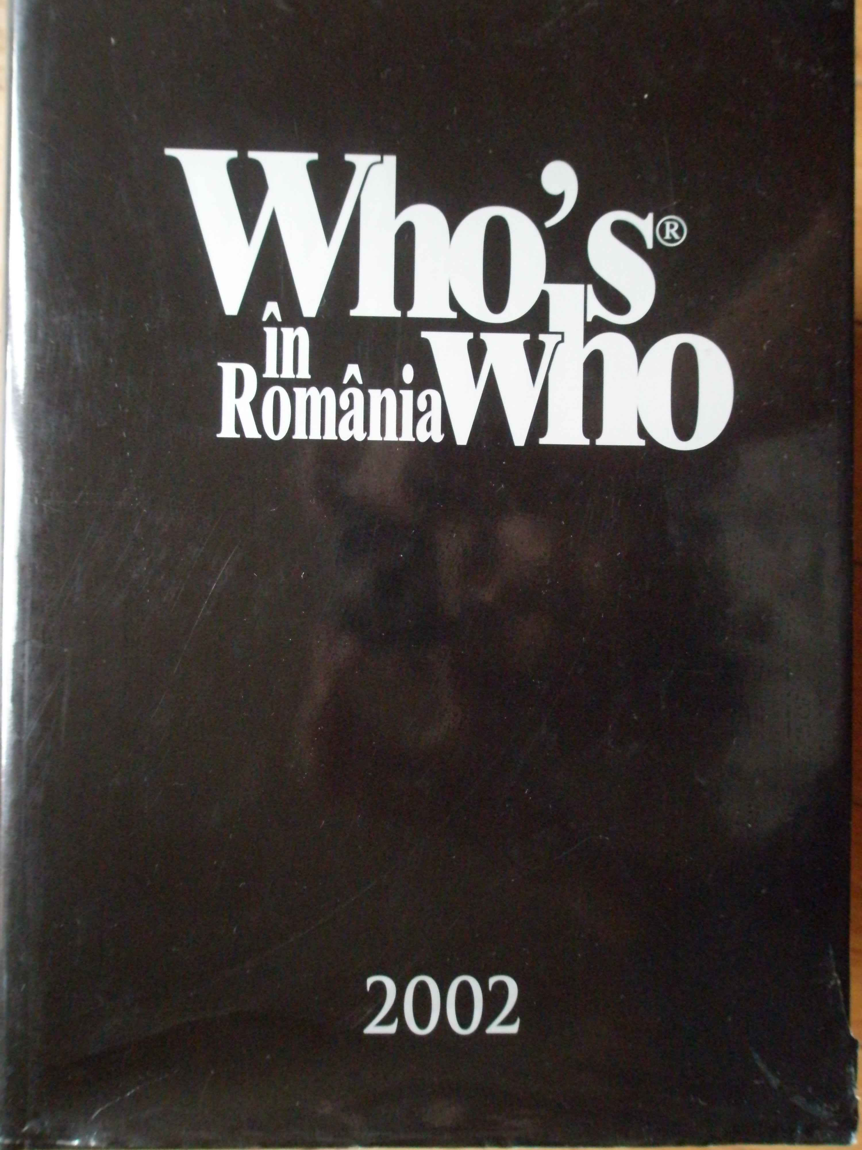 who's who in romania                                                                                 colectiv