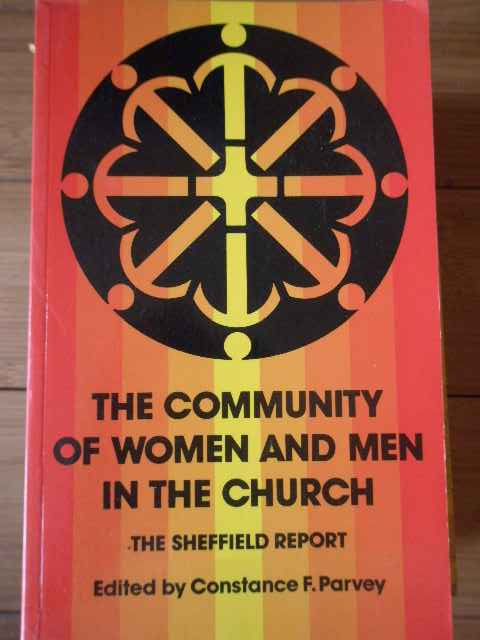 THE COMMUNITY OF THE WOMAN AND MEN IN THE CHURCH                                          ...