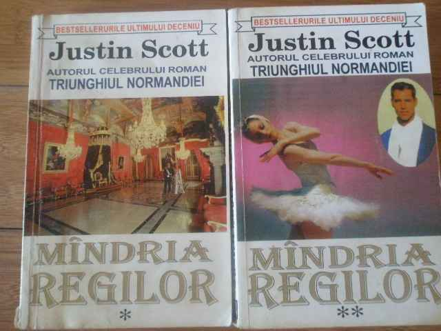 MINDRIA REGILOR VOL.1-2                                                                   ...
