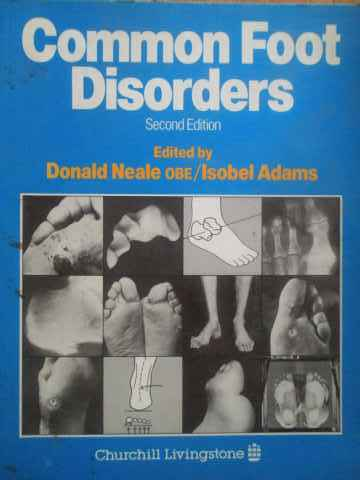 COMMON FOOT DISORDERS DIAGNOSIS AND MANAGEMENT A GENERAL CLINICAL GUIDE                   ...