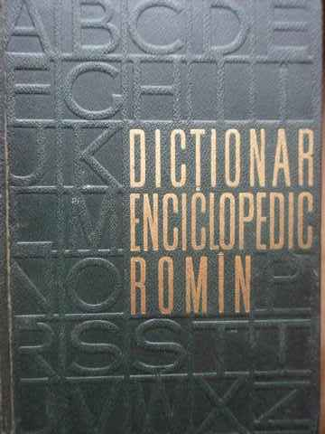 dictiomar enciclopedic roman vol.1-4                                                                 colectiv