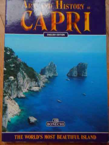 art and history of capri                                                                             colectiv