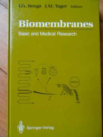 BIOMEMBRANES BASIC AND MEDICAL RESEARCH                                                   ...