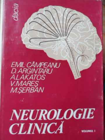 NEUROLOGIE CLINICA VOL I                                                                  ...