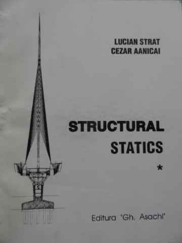 STRUCTURAL STATICS 1                                                                      ...