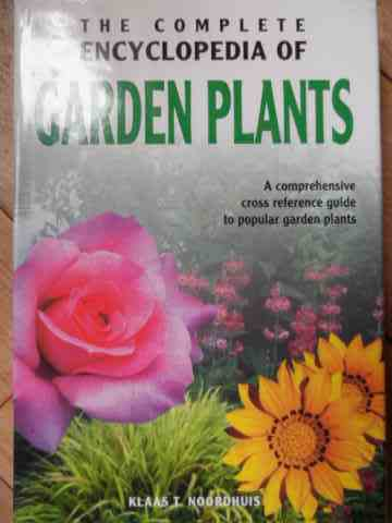 THE COMPLETE ENCYCLOPEDIA OF GARDEN PLANTS                                                ...