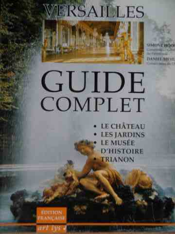 VERSAILLES GUIDE COMPLET                                                                  ...