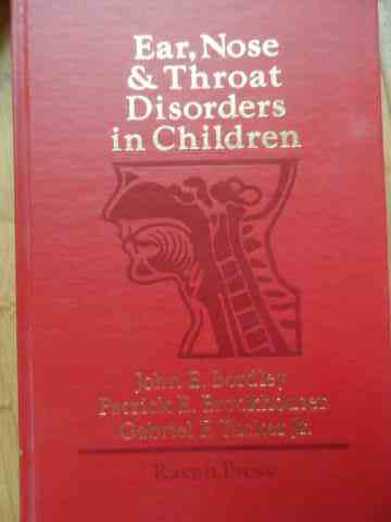 EAR, NOSE & THROAT DISORDERS IN CHILDREN                                                  ...