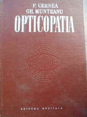 OPTICOPATIA ETIOPATOLOGIA SI CLINICA CAILOR OPTICE PREGENICULATE                          ...