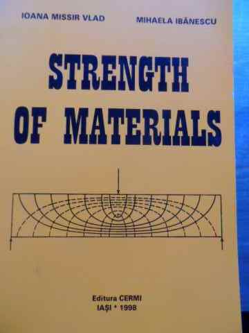 STRENGTH OF MATERIALS                                                                     ...