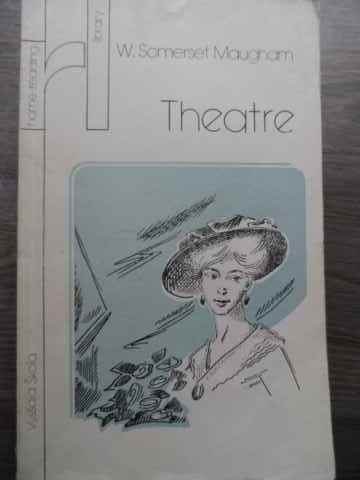 theatre                                                                                              w. somerset-maugham