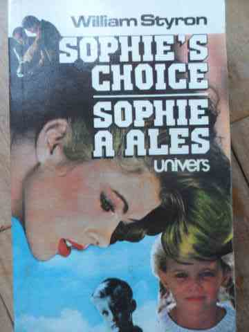 sophie a ales                                                                                        william styron