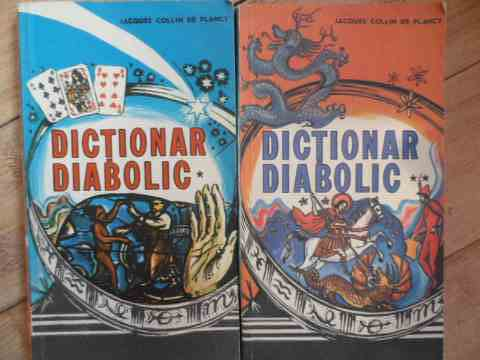 DICTIONAR DIABOLIC VOL.1-2                                                                ...