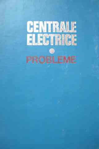 CENTRALE ELECTRICE PROBLEME                                                               ...