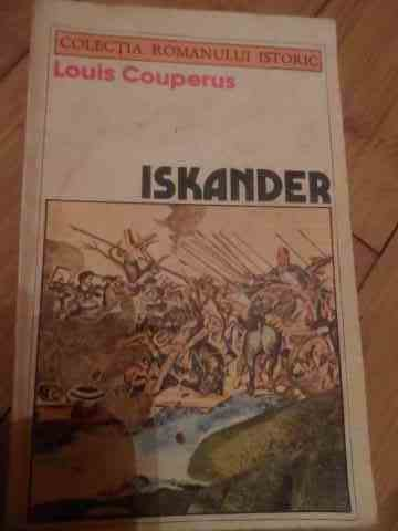 iskander                                                                                             louis couperus