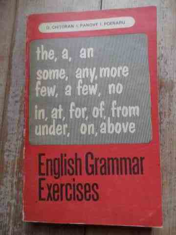 ENGLISH GRAMMAR EXERCISES                                                                 ...