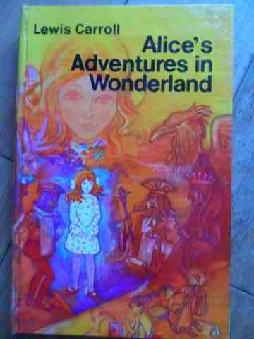 ALICES ADVENTURES IN WONDERLAND                                                           ...