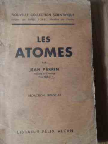 les atomes                                                                                           jean perrin